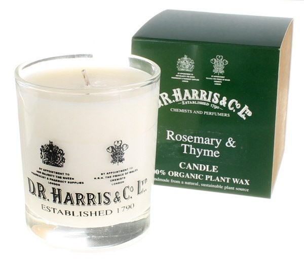 D. R. Harris Candle