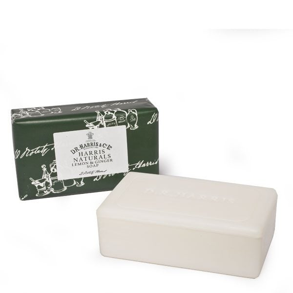Naturals Ginger and Lemon Soap