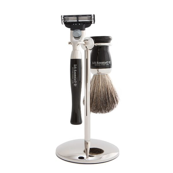 Starter Shaving Set Ebony