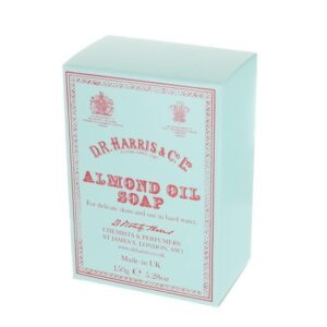 Almond Oil Bath Soap Single