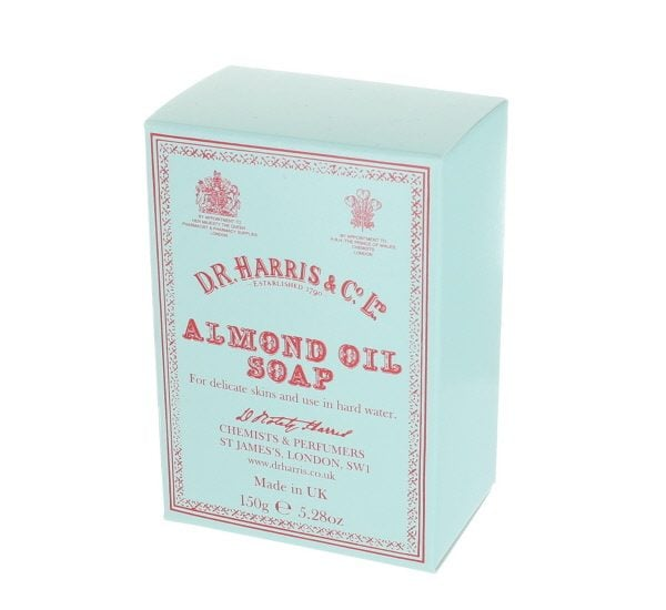 Almond Oil Bath Soap Single