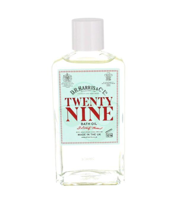 Twenty Nine Bath Oil 100ml