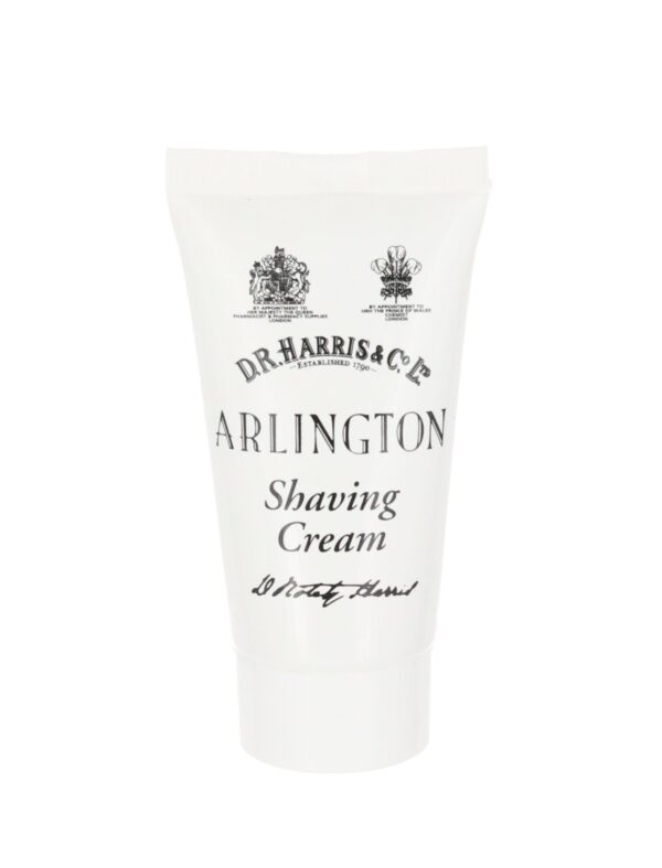 Arlington Trial Size Shaving Cream Tube